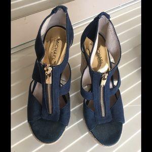Size 6 Michael Kors shoes